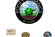 Poofy Organics / USDA certified-organic and toxin free products for your family and home.