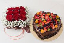 Valentine's delights. Dulciuri pentru Dragobete.