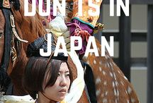 Japan travel and tips