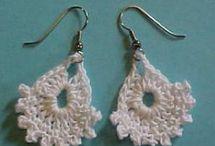 Crochet Jewelry Ideas