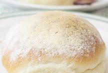 Panaderia, repostería y postres / recetas de panes y de reposteria