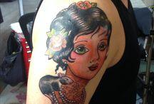 Tetoválásaim rajzaim