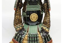 japanese armor & weapons