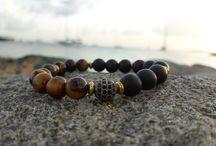 Collection Bracelet / Boutique en ligne de bijoux en pierre fine. Marque Française, inspiré des diverses cultures du monde et des voyage.