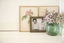 Vintage Decor / by Deanna Portilles
