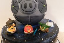 ryders angry birds birthday / by Crystal Madland