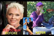 Celebrity before and after Drug & Alcohol