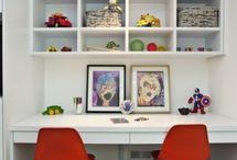 Family Tech Workspace / by Beth Blecherman