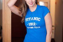 Sport Dames T-Shirt