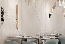 / restaurant spaces /