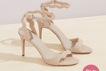 Inspired by I do   Contest / Getting married this year? We want to deck out you and your wedding entourage in ALDO footwear and accessories when you walk the aisle! Get creative and enter to win here: http://bit.ly/1VzZaJ1 / by melaniexeinalem