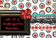 Kindergarten Blogs / by Robin Friedlaender