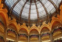 Travel: Paris / What would be nice to see, if you go to Paris - with a group of six girls.