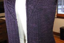 Knitted vest/ sweater / Örgüler yelek
