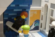 LEGO sport store