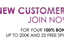 Casino Games VonBets / A special offer for New Customer to get your 100% Bonus, Up To €200 and 25 Free Spins! Play Casino, Live Casino, Sportsbook, Live Betting Games at Vonbets.Com