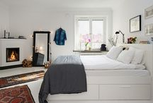 bedrooms / interior design / by Olga naked.