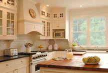 Kitchen/living room renovation / by Jennifer Drexler Brandt