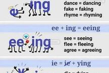 verb -ing