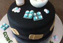 Cake pharmacie
