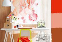 Colors / Barevné palety a inspirace