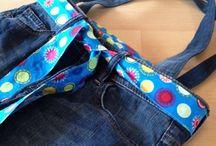 Tasche aus Jeans 2