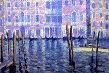Venetsia taiteessa
