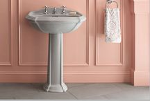 Bathroom Inspiration / by Grauers Decorating Center Lancaster Pa