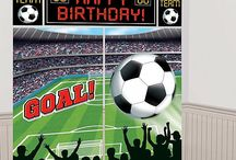 Soccer Themed Party Supplies / 3D Soccer PartyWare gives your soccer Party Theme a real kick. Whether your a team kicking off the soccer season or celebrating a win, our soccer Theme Party Supplies will have your victorious in no time at all. Soccer Birthday Party Range features the following Soccer Party Balloons, Soccer Party Banner, Soccer Party Cups and loads more