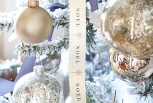 ! ~French Country Christmas Decor~ | / French christmas, noel, joyeux noel, french country christmas, french country holiday, christmas decor, holiday decor