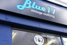 Blue17 Vintage Clothing shop London / The brightest & best online vintage clothing and retro fashion at Low prices.