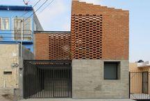 混凝土+砖