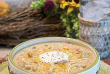 Soup, Stews & Chilis / by Arlene Price