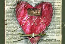 mixed media and altered art