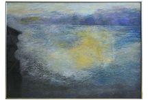 Maria Kolber-Walczak / #paintings