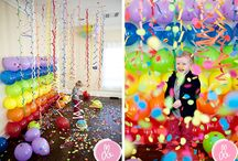 Lucas' 1st birthday / by Katya Rimkunas