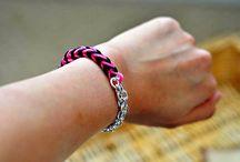 Rainbow Loom / Rainbow Loom / rubber bracelet