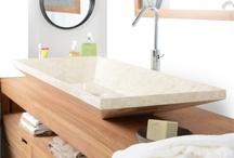Washbasin Tikamoon / Washbasins marmor, stone, natural and unique designs !
