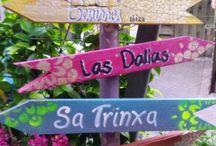 Tuin/balkon ideeën Ibiza stijl