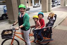 Cargo Biking with Kids
