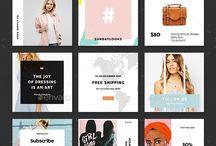Fashion web idea