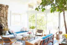 homde decor/ big table