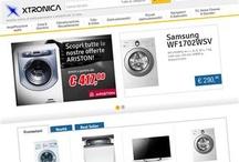 Portfolio - Xtronica / Our work for Xtronica http://www.xtronica.it/