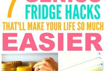 Home Hacks / Home and life Hacks.
