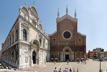 "Campo dei Santi Giovanni e Paolo / Campo dei Santi Giovanni e Paolo is one of the largest squares in Venice. Owing to its beauty and monumental dimensions, it is also called the ""campo delle meraviglie"" (square of marvels). The venetians also call it Campo San Zanipolo."