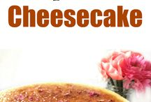 Cheese cakes