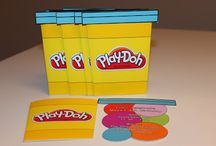 Play Doh party