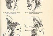 1920's hair / by Sam Bond