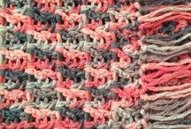 Crochet Scarves / Crochet scarf ideas. Fun crochet scarves and links to crochet scarf patterns.