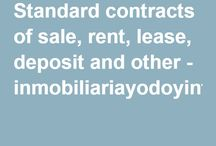 http://inmobiliariayodoyinternacional.com/en/standard-contracts-of-sale-rent-lease-deposit-and-other